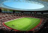 Donetsk Stadium: bulit by cheap labour