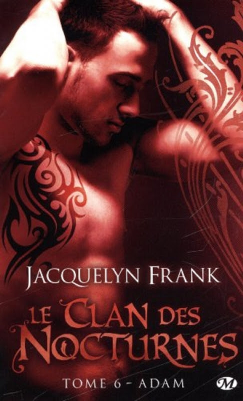 Couverture Le clan des Nocturnes, tome 6 : Adam
