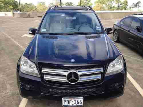 Find used 2007 MERCEDES GL450 AWD SUV SUNROOF LTHR 6CD ...