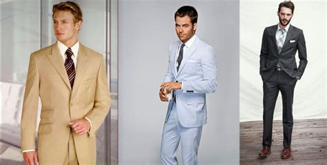 Men wedding attire summer   Modern Fashion Styles