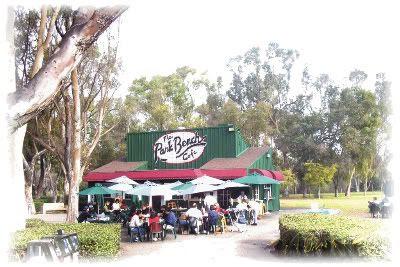 Griffin Eats OC: Park Bench Cafe - Huntington Beach Central Park