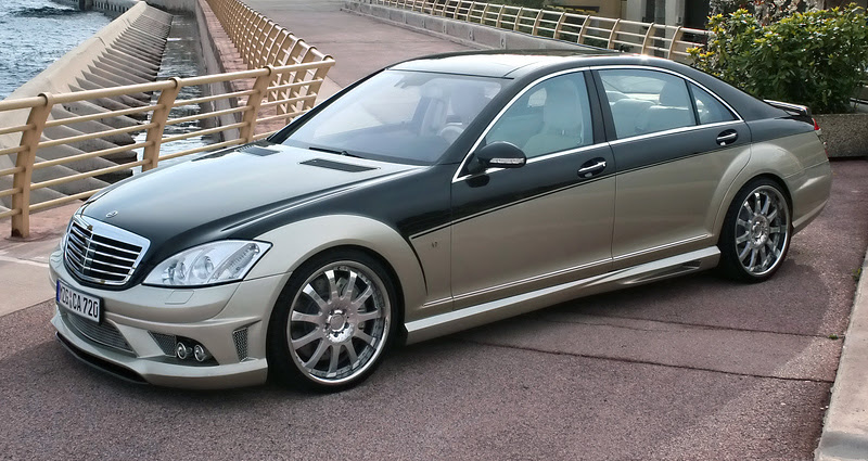 2008 Carlsson Aigner CK65 RS Blanchimont  specifications, photo, price, information, rating
