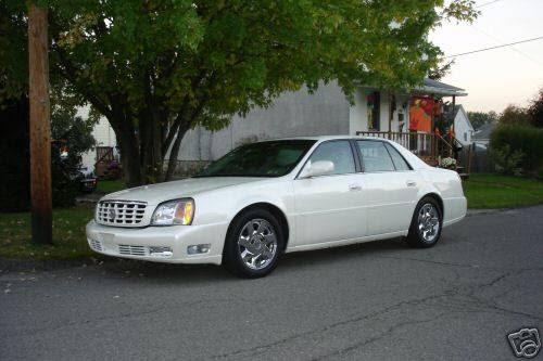 2002 cadillac deville dts $12,777 - 100036903 | Custom ...