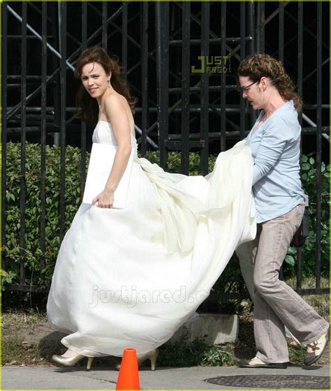 Rachel McAdams' Wedding Dress: Photo 624341   Celebrity