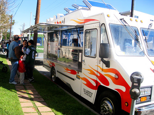 Food Truck Benefit for Haiti: Bool BBQ Truck