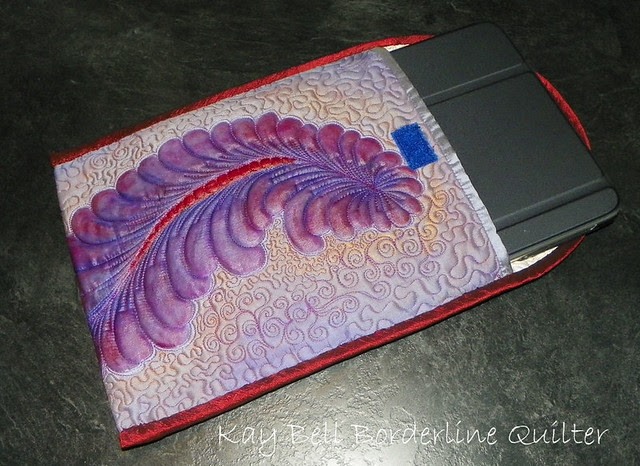 Feathered Tablet Pouch1