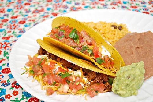 Instant Pot: Tinga Ground Beef Tacos