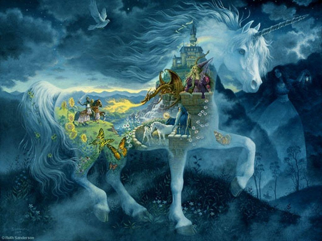 Unicorn Wallpaper - HD Wallpapers