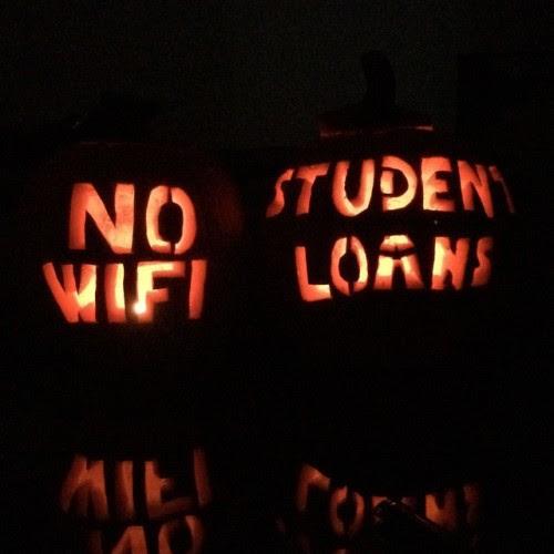 College students' worst nightmares