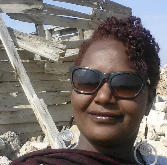 السينمائية الشابة سلمى النور: الشارع السوداني يتعامل معنا كجواسيس
