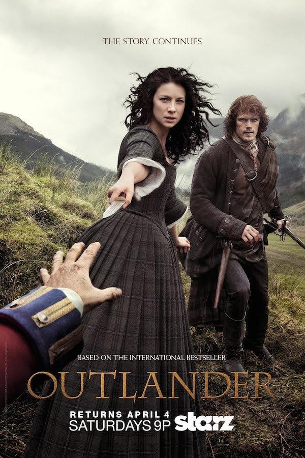 Resultado de imagen de outlander serie