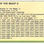 Shadow of the Beast II -  - Amiga