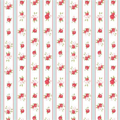 Shabby Chic Rose Digital Paper pack ~ Patterns on Creative