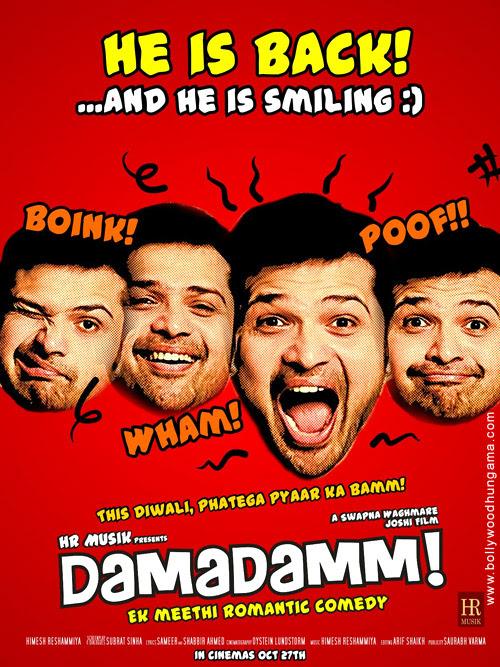 Damadamm!, Himesh Reshammiya,Sonal Sehgal,Purbi Joshi