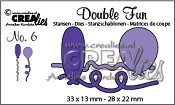 Double Fun stansen no. 6 / Double Fun dies no. 6