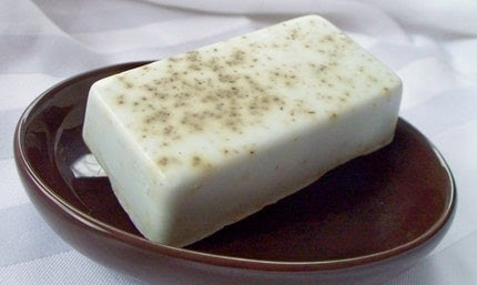 1-Lavender and Chamomile Hand-milled Goat's Milk Soap bar