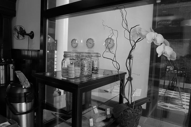 orchid clocks