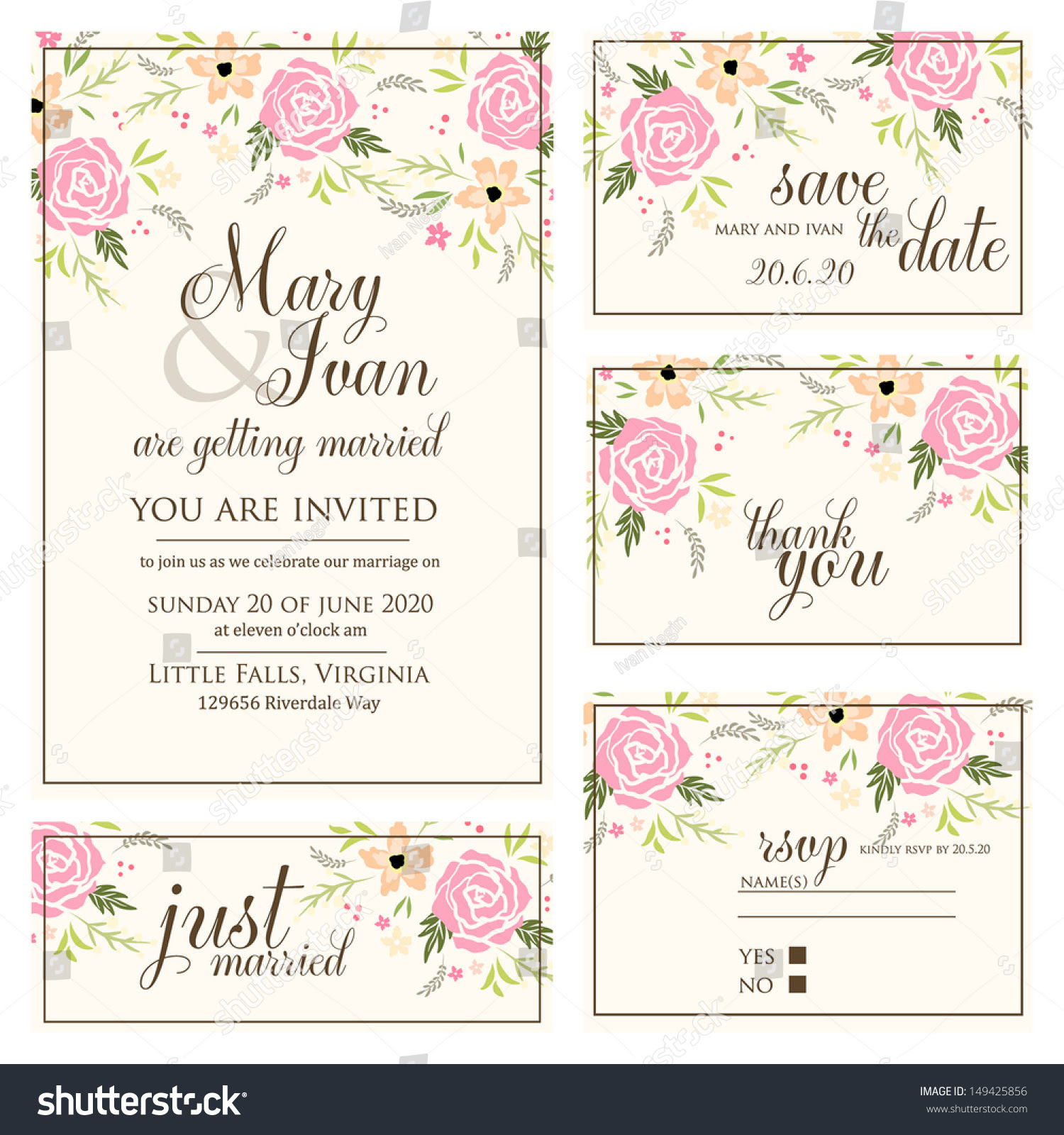 Different wedding Invitations Blog: Wedding invitations thank you cards