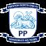 Team badge of Preston North End