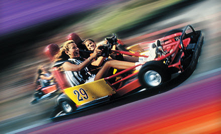 Up to 58% Off Attractions at Adventure Landing