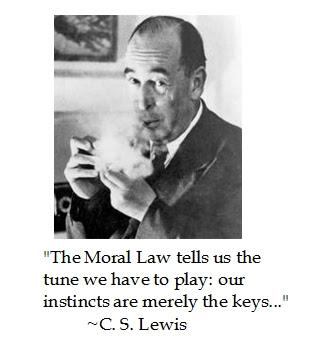C.S. Lewis Moral Law