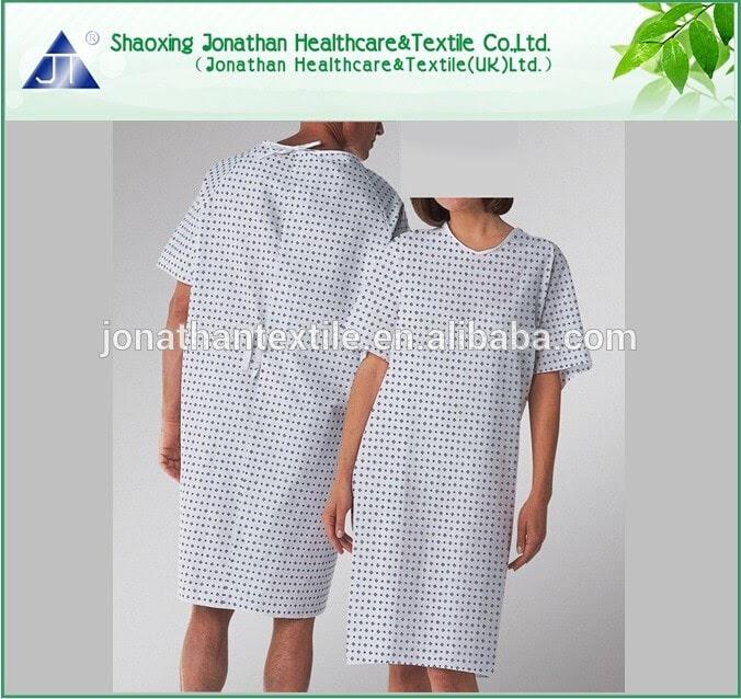 bán quần áo bệnh nhân