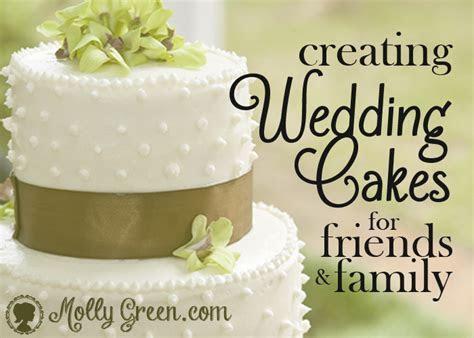 DIY Wedding Cakes   Molly Green