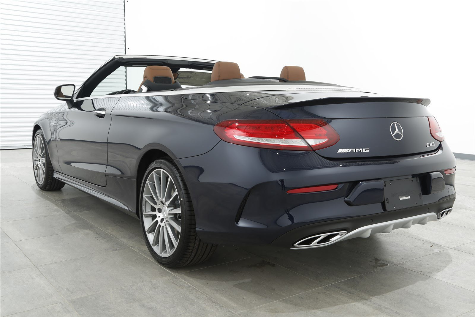 New 2017 Mercedes-Benz C-Class AMG® C43 Convertible in ...