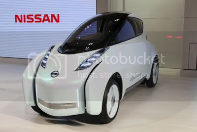 Nissan Land Glider at The 41st Tokyo Motor Show 1