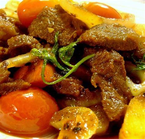 resepi daging masak kicap berempah enak aneka resepi