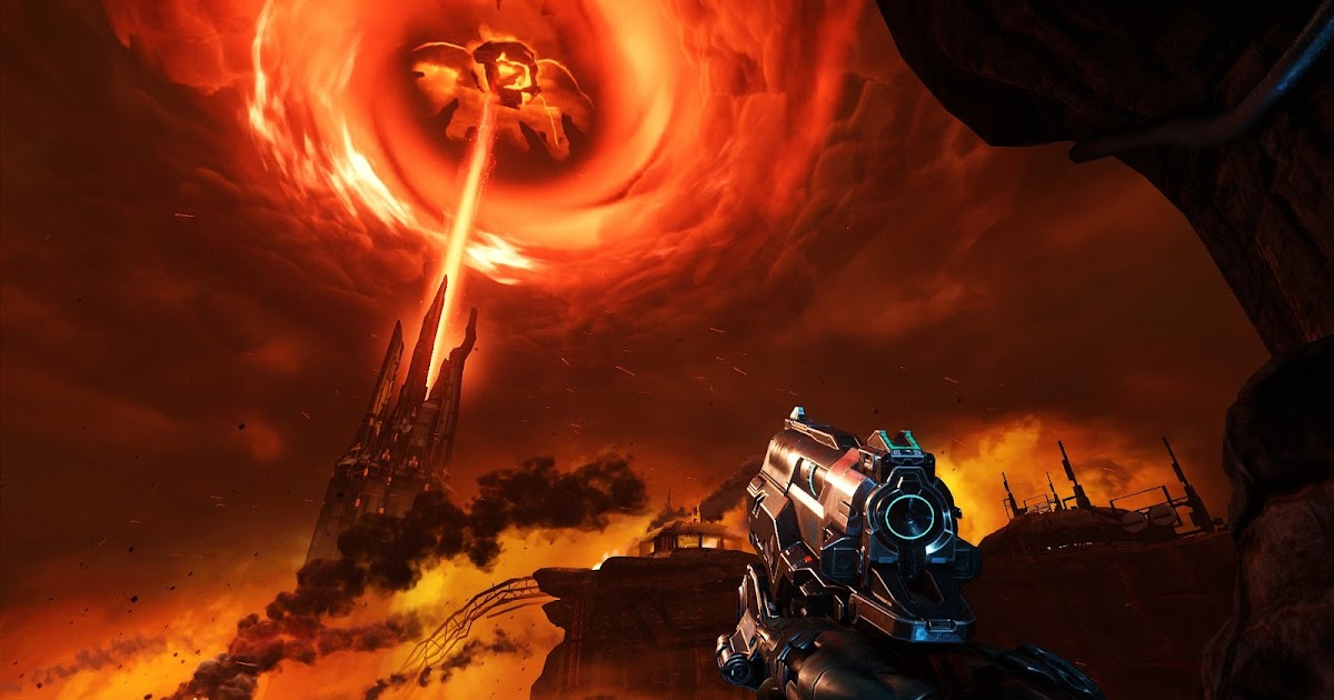 Doom Argent Tower Classic Map Maping Resources