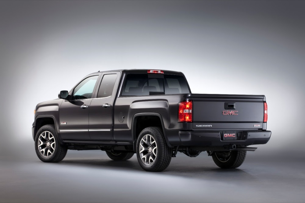 This Is The 2014 GMC Sierra With The All-Terrain Package ...