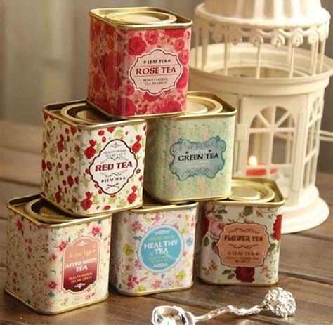 English Tea tins   empty $2.90   Sherlock Holmes