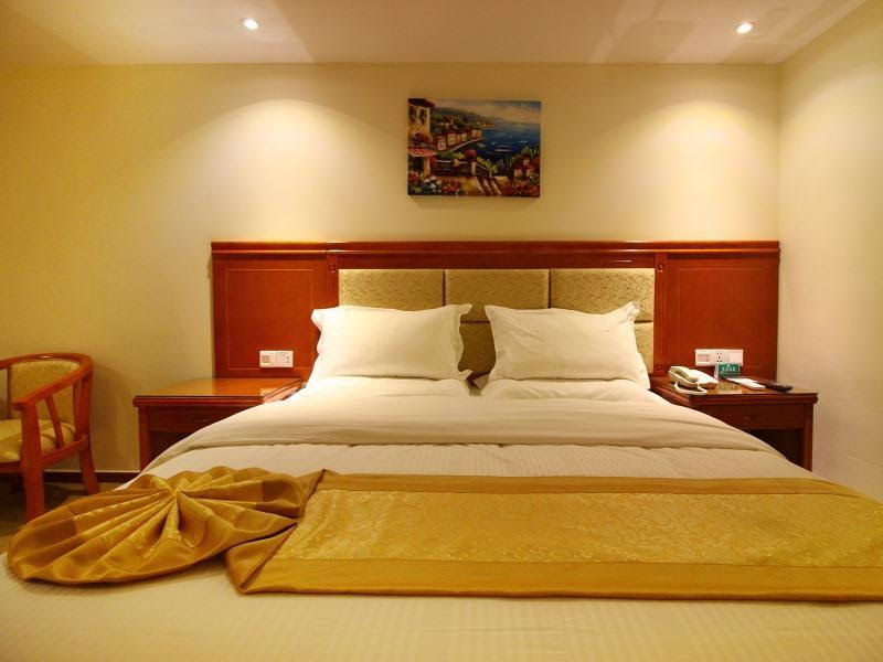 GreenTree Alliance Zhuhai Jidajiuzhou Port Hotel Reviews