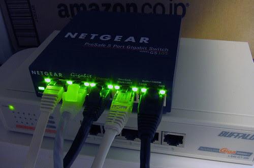 Netgear GS105v3