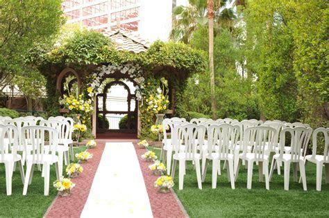 The Gazebo #Wedding Chapel at Flamingo Las #Vegas   Las