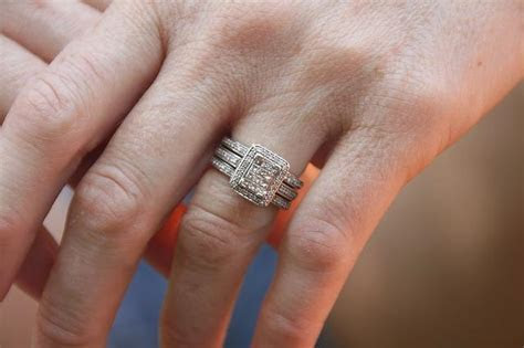 What Did you Do With Your Engagement Ring After Getting