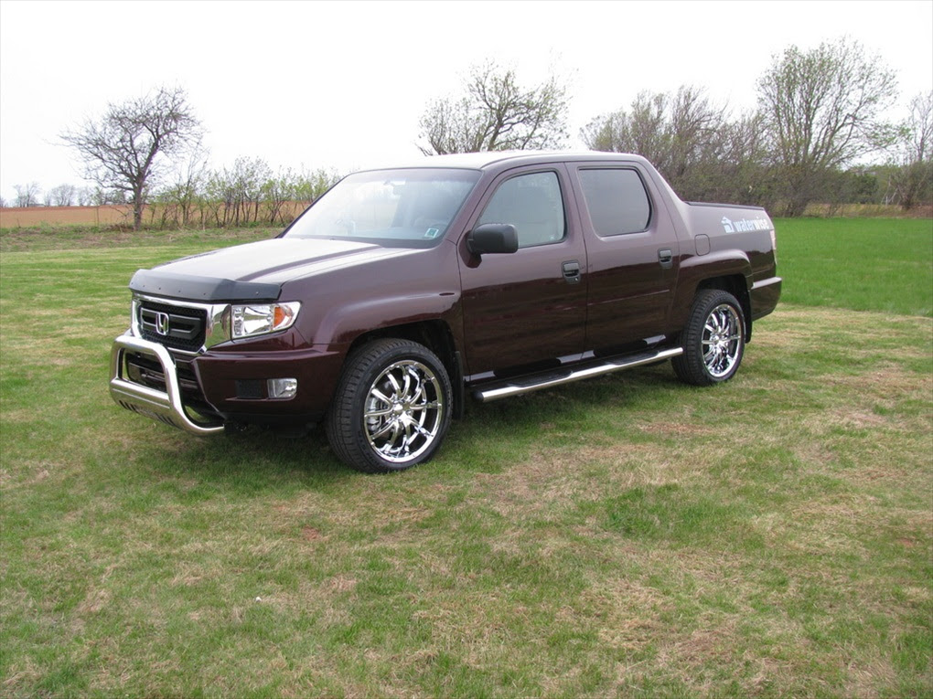 2015 Honda Ridgeline Reviews Edmunds
