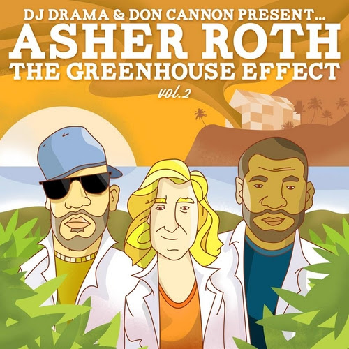 Asher Roth Greenhouse