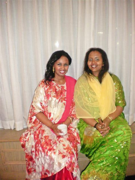My girl and moi @ a friend's traditional Somali wedding