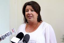 Social development minister Paula Bennett announced the second welfare bill in Parliament yesterday. Photo / NZ Herald
