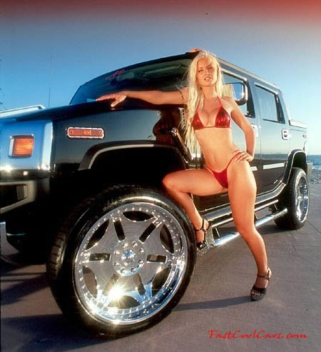 Classic Muscle Cars >> ozzy's blog: A pretty model with a very cool looking ...