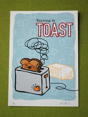 Tanning is Toast by govango_crafts