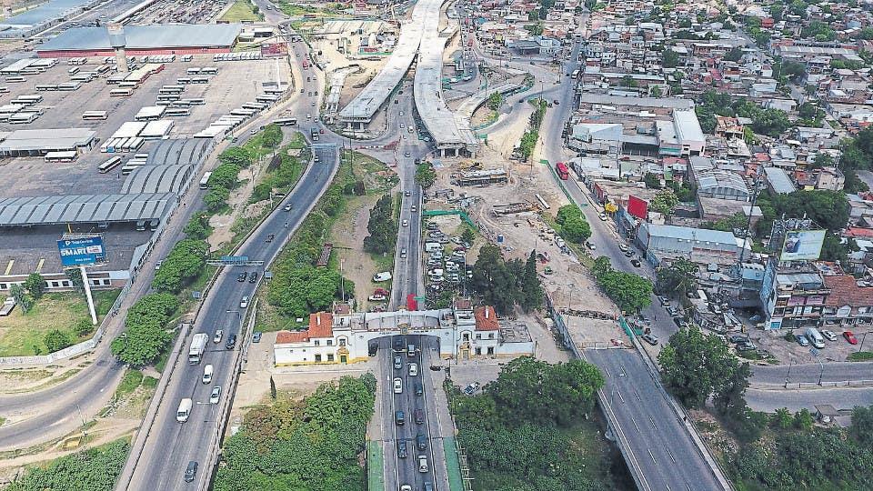 Resultado de imagen para Avanzan las obras en puente La Noria: un viaducto unirá a la ciudad con la zona sur
