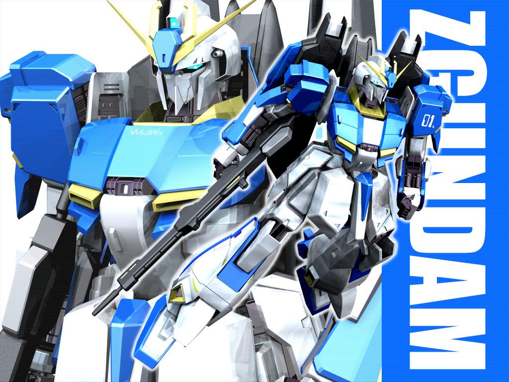 Mobile Suit Zeta Gundam Wallpaper Z Gundam Minitokyo