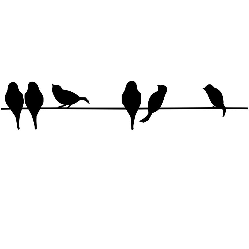 Silhouette Images Of Birds At Getdrawingscom Free For Personal