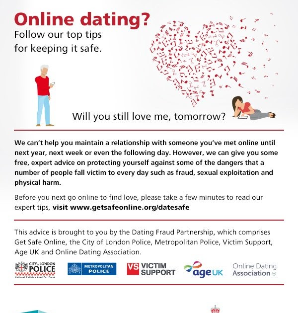 CHESTER HIVE: Online Dating - Top Tips to Stay Safe