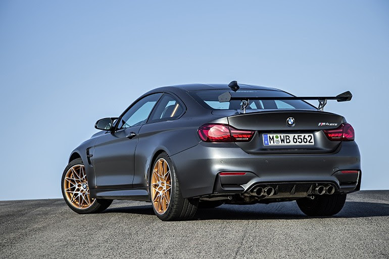 2017 Bmw M4 Gts Review