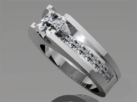 Bridge Over Water Engagement Ring   Jewelry   Pinterest
