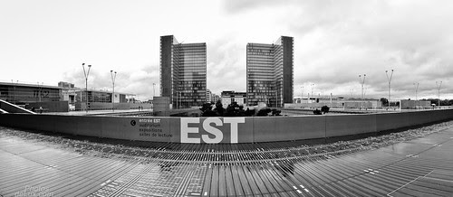 Bibliothèque nationale de France - Fuji X10 Pano